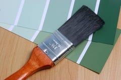 Pintor casero 01 Imagen de archivo libre de regalías