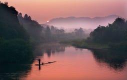 Pintor da paisagem Foto de Stock Royalty Free