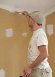 Pintor del estudiante Fotos de archivo