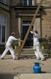 Pintores (2) Imagem de Stock Royalty Free
