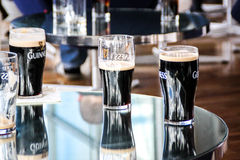 Pints of Guinness, Dublin Royalty Free Stock Image
