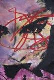 Pintura a óleo Fotografia de Stock