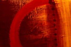 Pintura a óleo abstrata ilustração royalty free