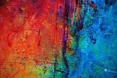 Pintura 0022 de Grunge Imagen de archivo libre de regalías
