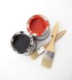 Pintura Imagens de Stock