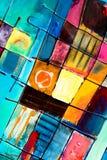 Pintura abstracta Fotos de archivo