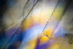 Pintura abstracta de Digitaces stock de ilustración