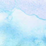 Pintura abstracta de la mano del arte de la acuarela textura de la acuarela Manchas del aguazo, manchas blancas /negras, puntos Imagen de archivo libre de regalías