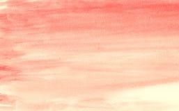 Pintura abstracta del fondo Fotografía de archivo