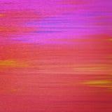 Pintura abstracta en capas Fotos de archivo libres de regalías
