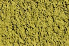 Pintura abstrata da cor na textura lisa azul, verde, amarela do fundo do bloco de cimento para o projeto e na decoração naughty imagens de stock