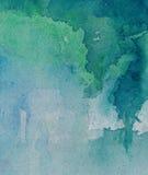 Pintura abstrata do fundo Foto de Stock Royalty Free