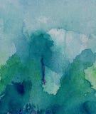 Pintura abstrata do fundo Fotografia de Stock Royalty Free
