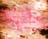 Pintura abstrata do fundo Fotografia de Stock
