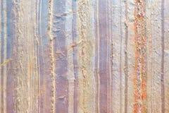Pintura abstrata Textured Fundo pintado mão imagens de stock
