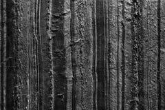 Pintura abstrata textured preta escura Fundo pintado mão fotografia de stock royalty free