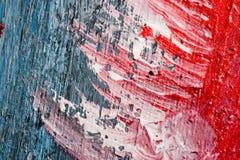 Pintura acrílica 1 Imagem de Stock Royalty Free
