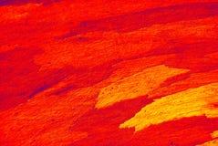 Pintura al óleo abstracta Foto de archivo libre de regalías