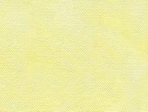 Pintura al óleo Fondo amarillo claro sólido y uniforme foto de archivo libre de regalías