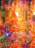 Pintura al óleo original Imagen de archivo libre de regalías