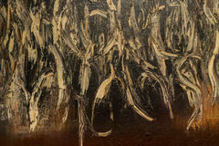 Pintura al óleo Imágenes de archivo libres de regalías