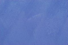 Pintura azul da camurça Fotografia de Stock