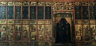 Pintura china Fotografía de archivo