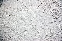 Pintura cinzenta na parede Imagens de Stock