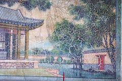 Pintura clásica china Foto de archivo libre de regalías