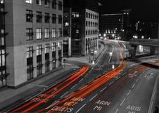 Pintura clara em Sheffield Fotos de Stock