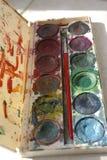 Pintura da aguarela Imagem de Stock Royalty Free