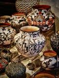Pintura da cerâmica pintada Foto de Stock Royalty Free