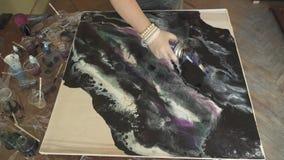 Pintura da resina de cola Epoxy