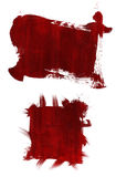 Pintura de acrílico enmarcada Fotografía de archivo libre de regalías