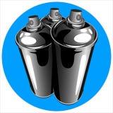 Pintura de aerosol Imagen de archivo