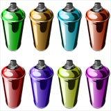 Pintura de aerosol Imagenes de archivo