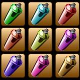 Pintura de aerosol Imagen de archivo libre de regalías