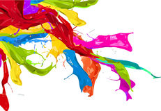 Pintura de aerosol fotos de archivo libres de regalías
