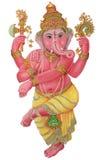 Pintura de Ganesha Imagem de Stock Royalty Free