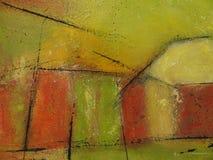 Pintura 0022 de Grunge foto de archivo libre de regalías