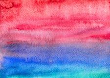 Pintura de la acuarela Fotos de archivo libres de regalías