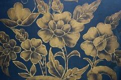 Pintura de la flor Imagen de archivo