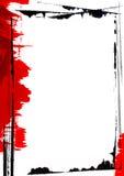 Pintura de la frontera de la paginación Foto de archivo