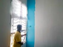 Pintura de la pared Fotos de archivo libres de regalías
