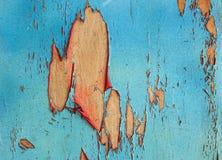 Pintura de la peladura Fotos de archivo libres de regalías