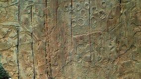 Pintura de la roca Fotos de archivo