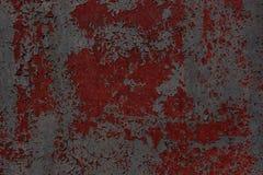 Pintura de la textura del metal que pela apagado imágenes de archivo libres de regalías