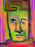 Pintura de Lyle - de Digitaces Fotografía de archivo libre de regalías