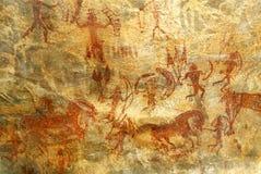 Pintura de Udayagiri Imagenes de archivo