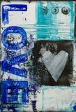 Pintura del amor stock de ilustración